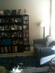 Lynda's Reading nook