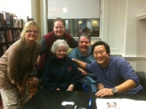 The Kachureks and Ming Tsai