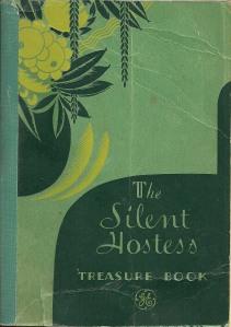 Silent Hostess cookbook cover