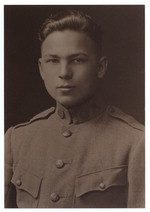 Frank Buckles WWI