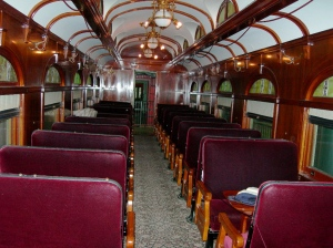 Barney and Smith Railway Car at Carillon Park