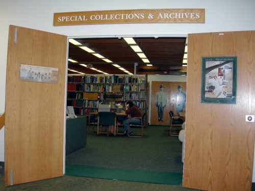 Special Collections and Archives