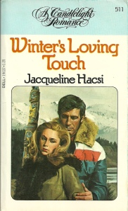 book cover winters loving touch