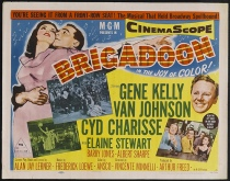 Poster for movie Brigadoon