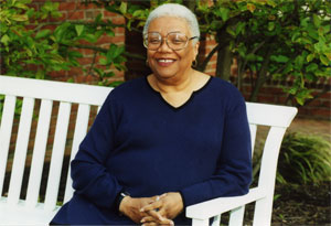 Poet Lucille Clifton