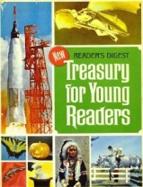book cover of the Reader's Digest Treasury for Young Readers