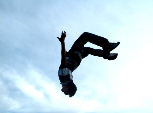falling up sxc